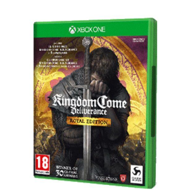 Oferta de Kingdom Come Deliverance Royal Edition por 24,95€