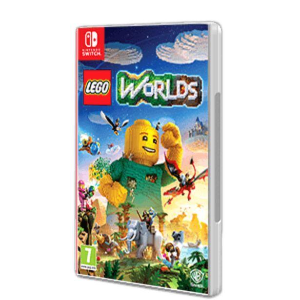 Oferta de LEGO Worlds por 34,95€