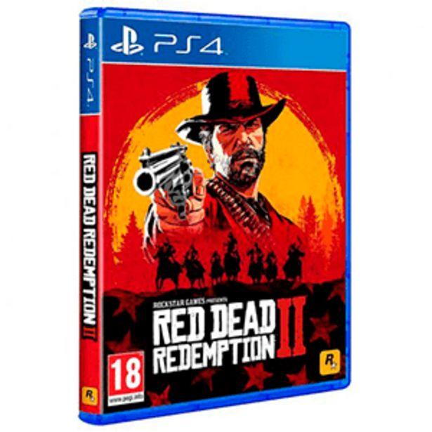 Oferta de Red Dead Redemption II por 29,95€