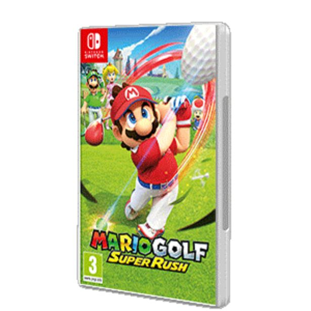 Oferta de Mario Golf Super Rush por 49,95€
