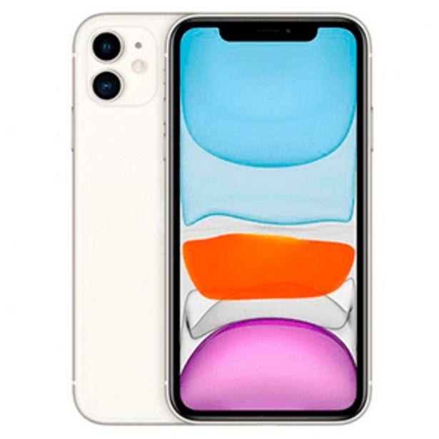 Oferta de IPhone 11 64Gb Blanco por 549,95€