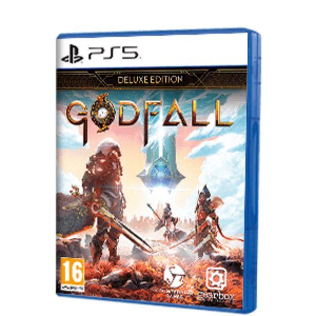 Oferta de Godfall - Deluxe Edition por 24,95€