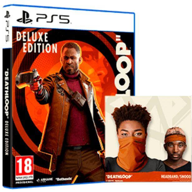 Oferta de Deathloop Deluxe Edition por 69,95€
