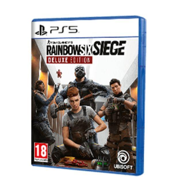 Oferta de Rainbow Six Siege Deluxe Year 6 por 19,95€
