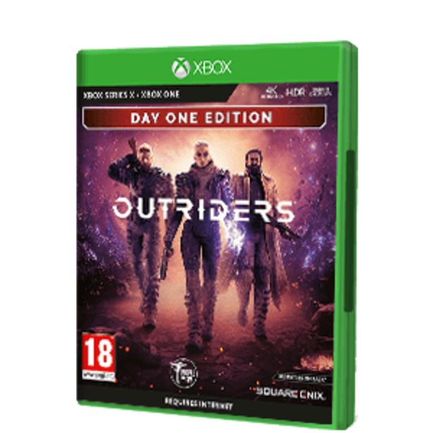 Oferta de Outriders Day One Edition por 39,95€