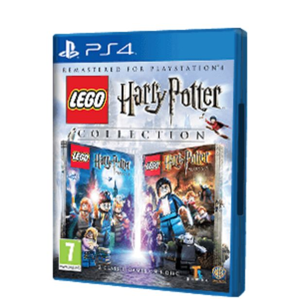 Oferta de LEGO Harry Potter Collection por 24,95€