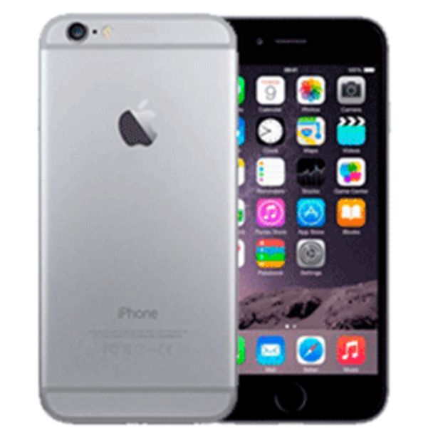 Oferta de IPhone 6 16Gb (Gris Espacial) por 89,95€