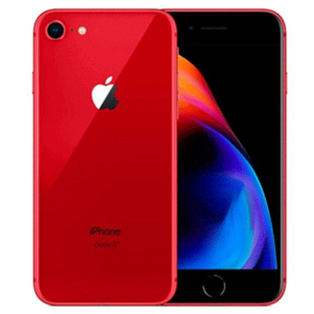 Oferta de IPhone 8 64Gb Rojo - Libre por 279,95€
