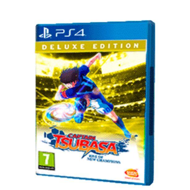 Oferta de Captain Tsubasa: Rise of new Champions Ed Deluxe por 44,95€