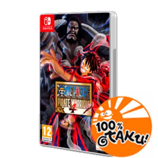 Oferta de One Piece Pirate Warriors 4 por 39,95€