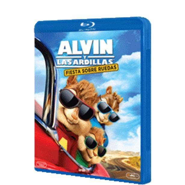 Oferta de Alvin y las Ardillas - Fiesta Sobre Ruedas por 2€