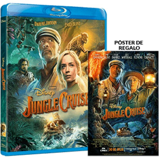 Oferta de Jungle Cruise por 19,95€