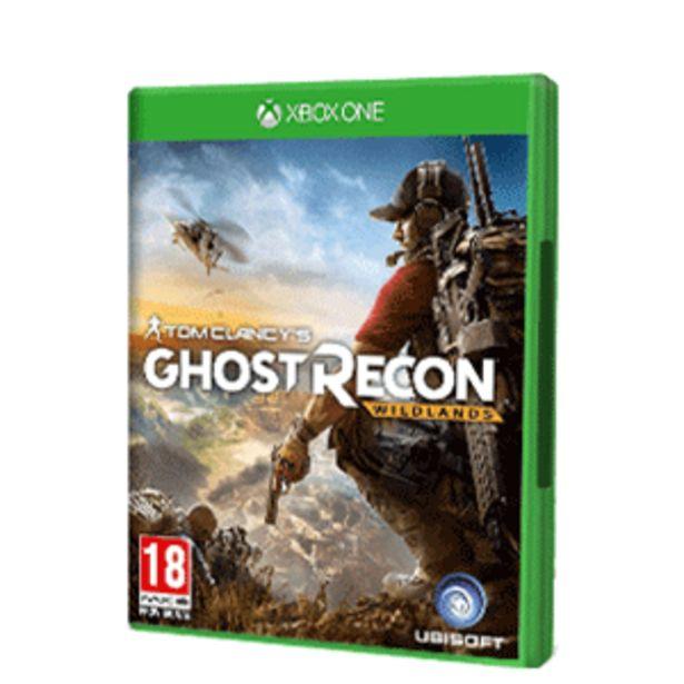 Oferta de Ghost Recon: Wildlands por 9,95€