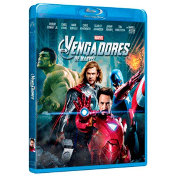 Oferta de Los Vengadores por 9,95€