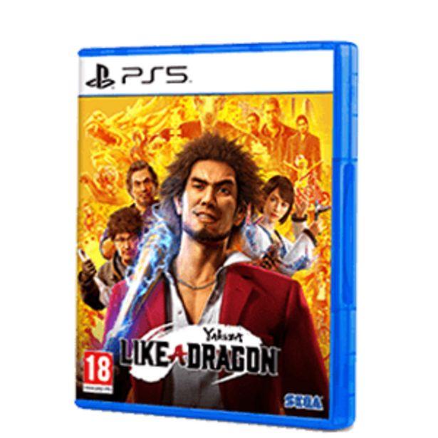 Oferta de Yakuza Like a Dragon por 29,95€