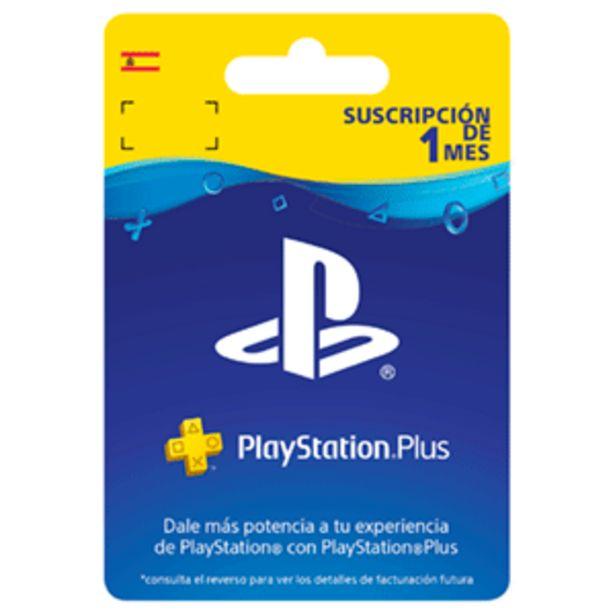 Oferta de Playstation Plus - Suscripción de 1 Mes por 8,99€