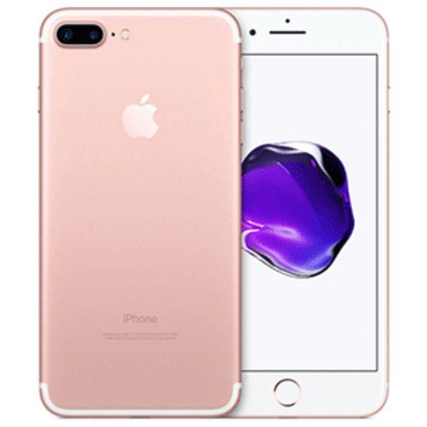 Oferta de IPhone 7 Plus 128Gb Oro Rosa por 279,95€