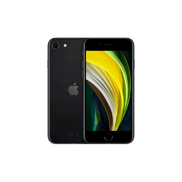 Oferta de IPhone SE 2020 64Gb Negro por 349,95€