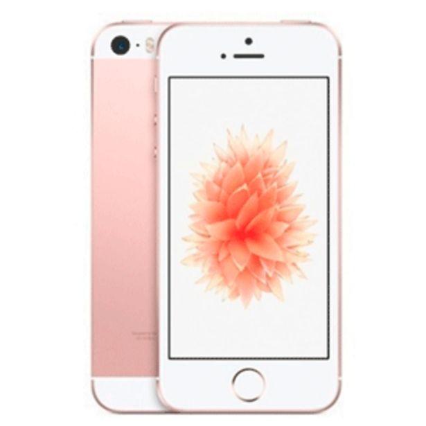 Oferta de IPhone SE 32Gb Oro Rosa por 89,95€