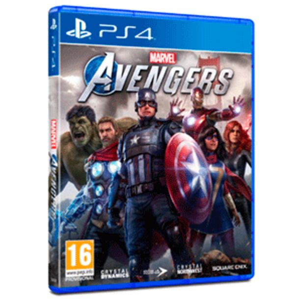Oferta de Marvel's Avengers por 24,95€