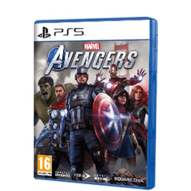 Oferta de Marvel´s Avengers por 24,95€