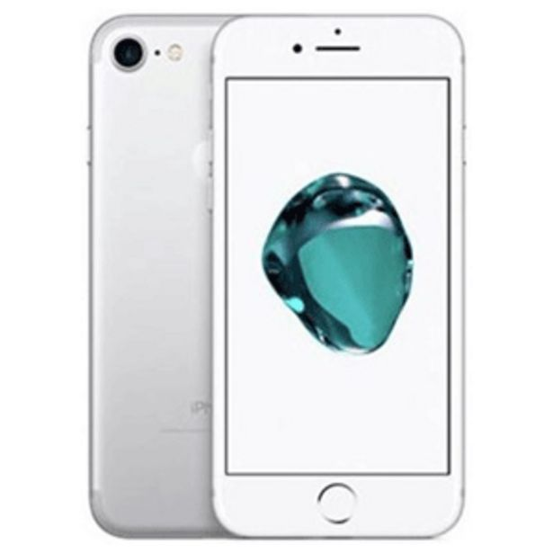 Oferta de IPhone 7 128Gb Plata por 229,95€