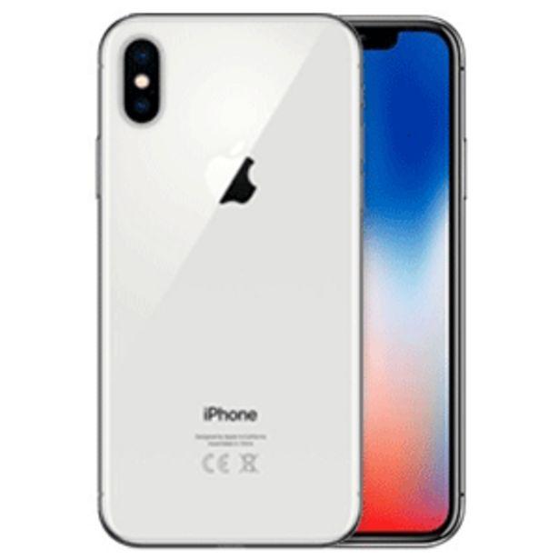 Oferta de IPhone X 64gb Plata por 379,95€