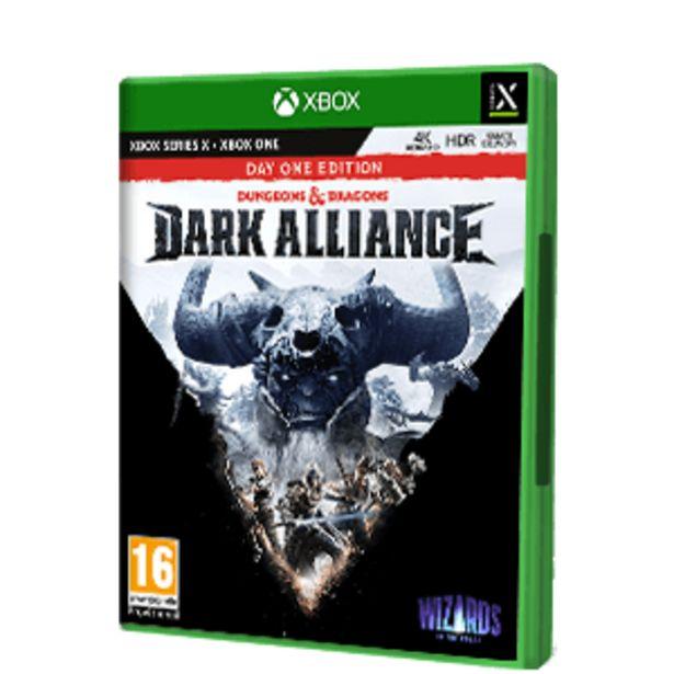 Oferta de Dungeons and Dragons Dark Alliance Day One Edition por 29,95€