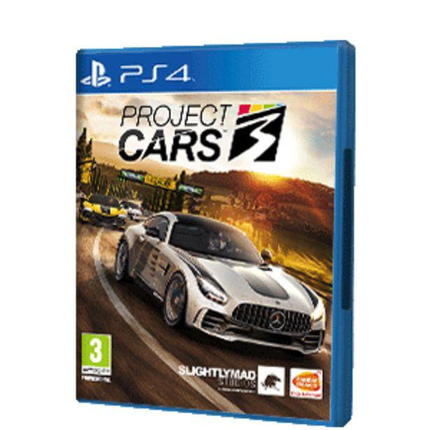 Oferta de Project Cars 3 por 17,95€