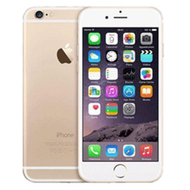Oferta de IPhone 6 16Gb (Oro) por 89,95€