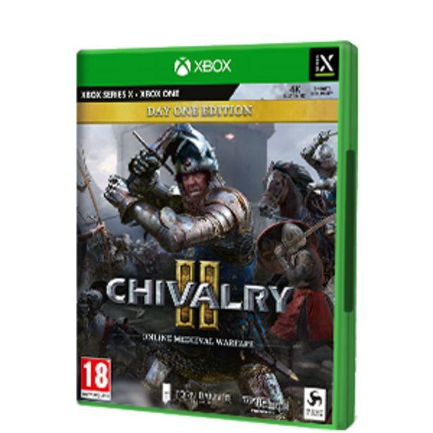 Oferta de Chivalry 2 Day One Edition por 29,95€