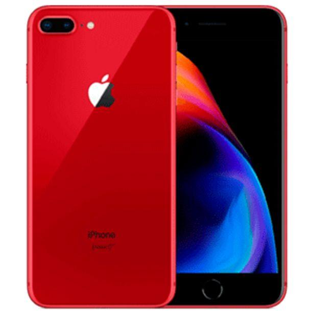 Oferta de IPhone 8 256Gb Rojo - Libre por 329,95€