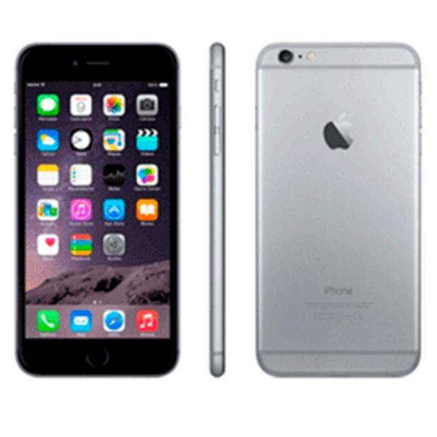 Oferta de IPhone 6 Plus 64Gb (Gris Espacial) - Libre - por 179,95€