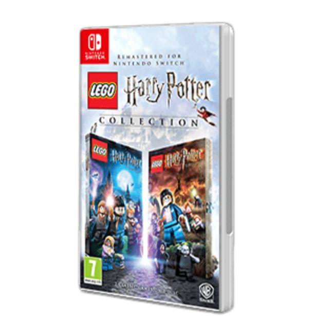 Oferta de LEGO Harry Potter Collection por 29,95€