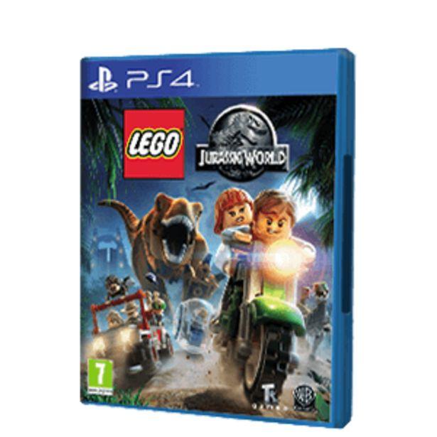 Oferta de LEGO Jurassic World por 16,95€
