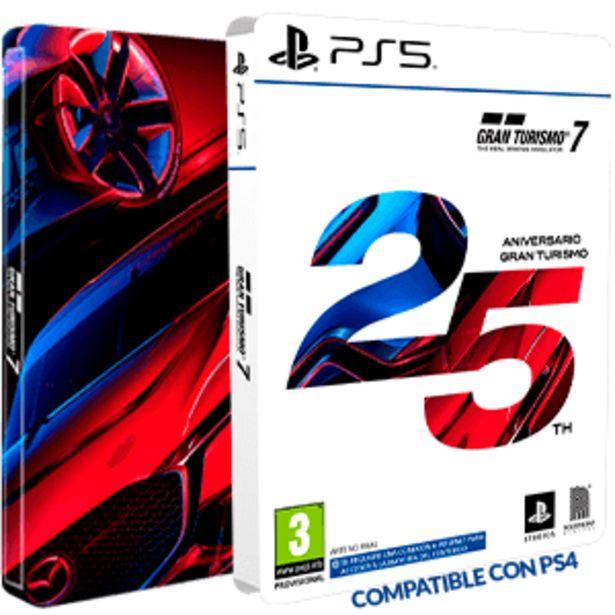 Oferta de Gran Turismo 7 Edición 25 Aniversario por 99,95€