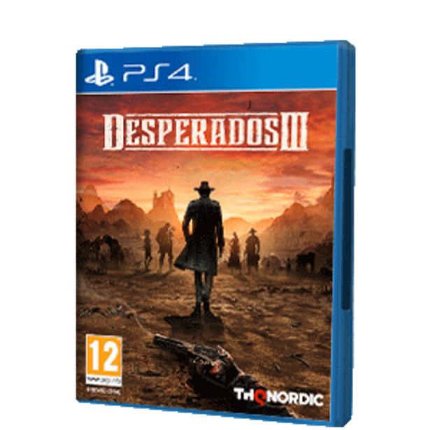 Oferta de Desperados III por 19,95€