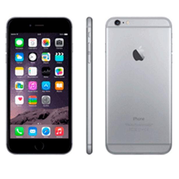 Oferta de IPhone 6 64Gb Gris Espacial por 99,95€