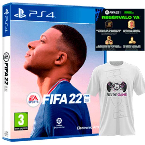 Oferta de FIFA 22 por 69,95€