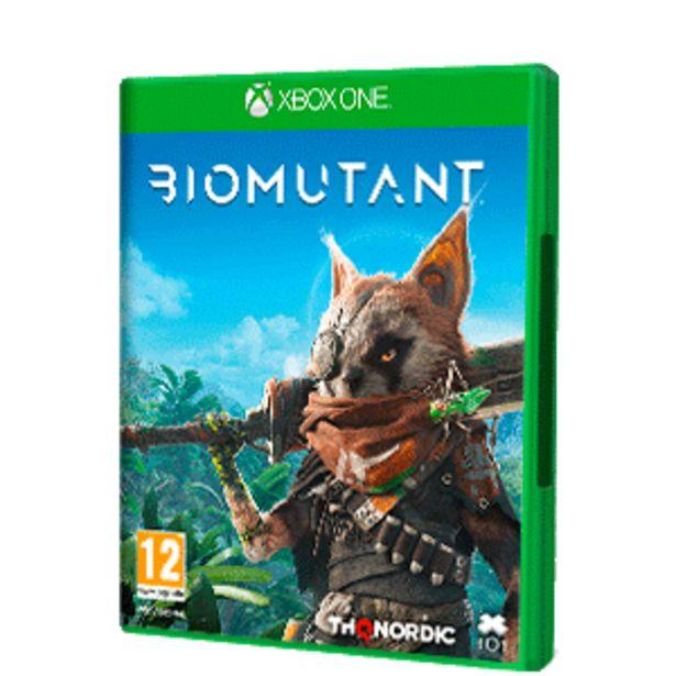 Oferta de Biomutant por 39,95€