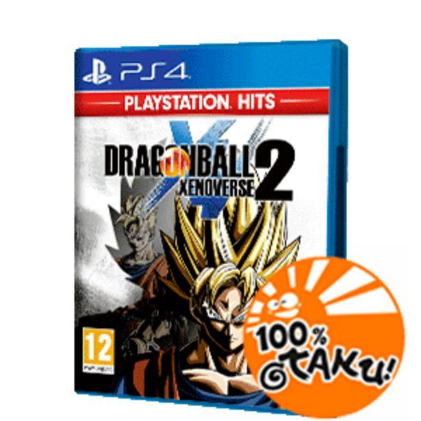 Oferta de Dragon Ball Xenoverse 2 PlayStation Hits por 16,95€