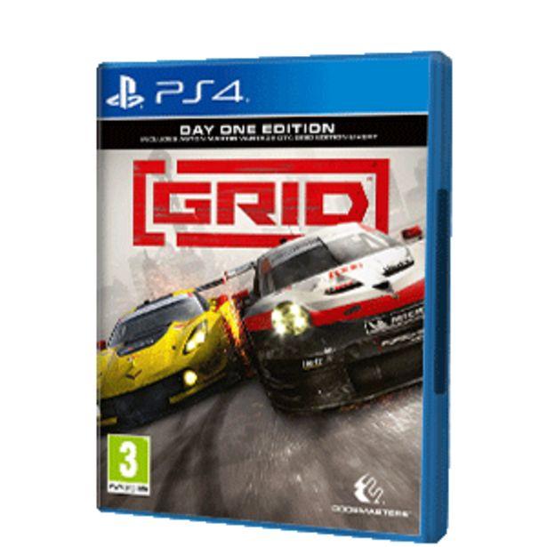 Oferta de GRID Day One Edition por 14,95€