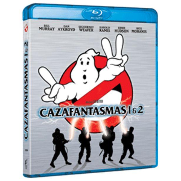 Oferta de Los Cazafantasmas 1 + 2 por 9,95€
