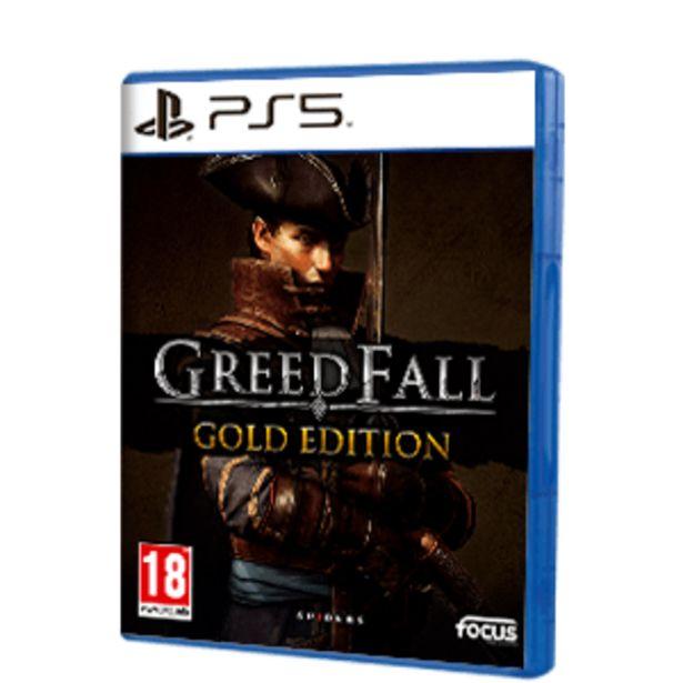 Oferta de Greedfall Gold Edition por 29,95€