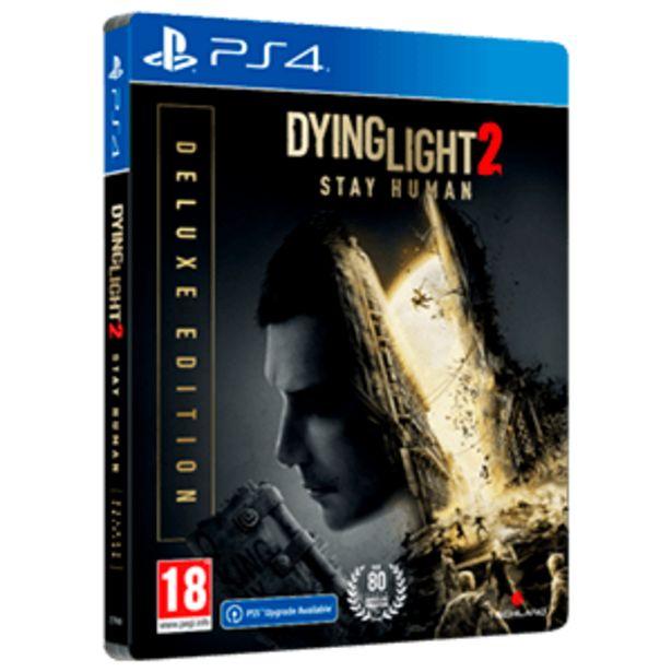 Oferta de Dying Light 2 Stay Human Deluxe por 89,95€