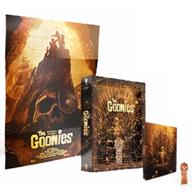 Oferta de Los Goonies  4K + BD Edición Steelbook Titans of Cult por 32,95€