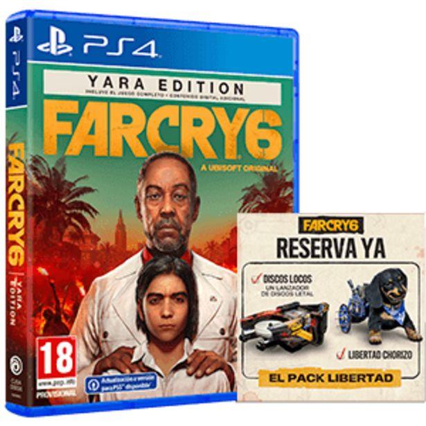 Oferta de Far Cry 6 Yara Edition por 69,95€