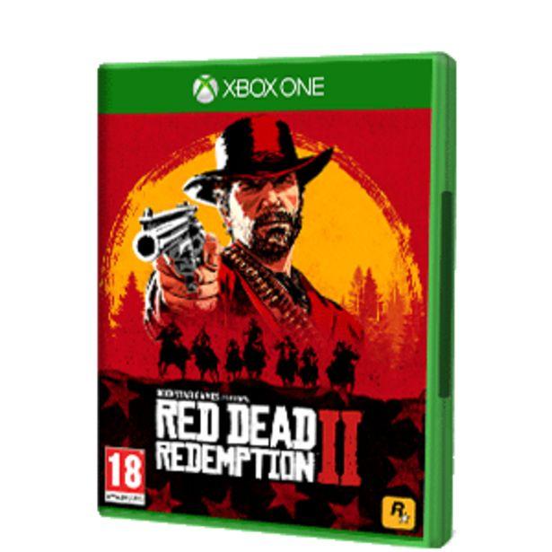 Oferta de Red Dead Redemption II por 24,95€