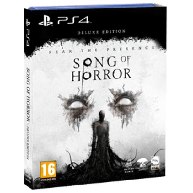 Oferta de Song of Horror - Deluxe Edition por 29,95€