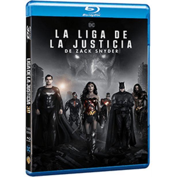 Oferta de La Liga de la Justicia de Zack Snyder por 19,95€